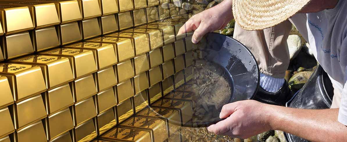 Der Goldrausch des Mittelalters wirkt bis heute nach