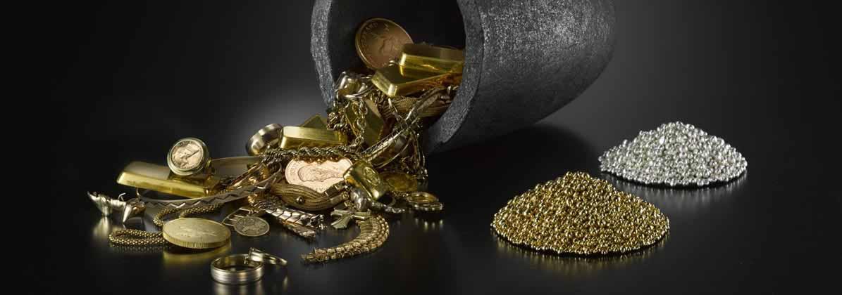 Gold, Altgold und Edelmetalle