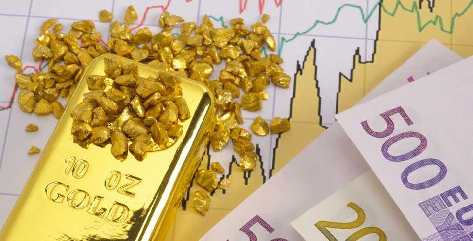 Gold und Bargeld