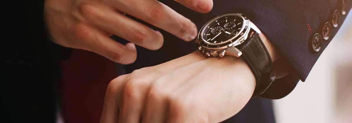 Herren Armband Uhr